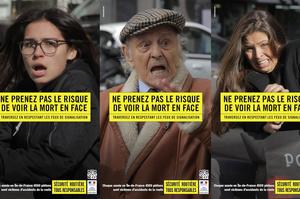 У Франції оригінально привчають пішоходів дотримуватися правил дорожнього руху