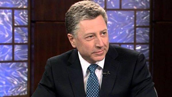«Голос Америки»: Спецпредставник США Курт Волкер – вигідна для України кандидатура