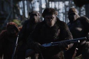 Прем'єра тижня: третя частина історії протистояння людей і тварин «Війна за планету мавп»