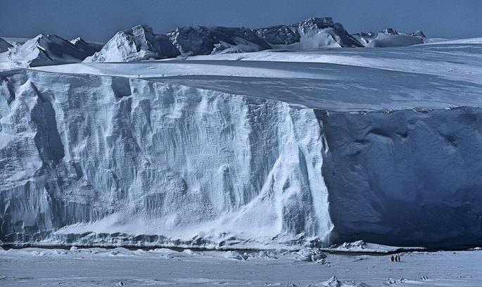 В Антарктиді відколовся один з найбільших айсбергів в історії людства