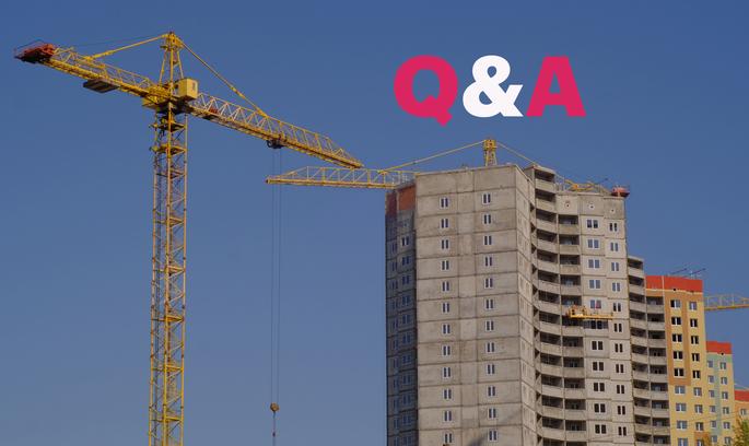 Q&A: що робити, якщо об'єкт будівництва, в який інвестовані кошти, виявився проблемним
