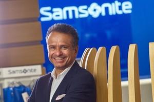 Генеральний директор Samsonite: «У майбутньому туристи забуватимуть про свій багаж, валіза сама зареєструється в аеропорту»