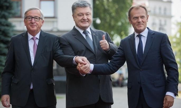 Порошенко: Дорожню карту подальшої євроінтеграції України треба розробляти вже сьогодні