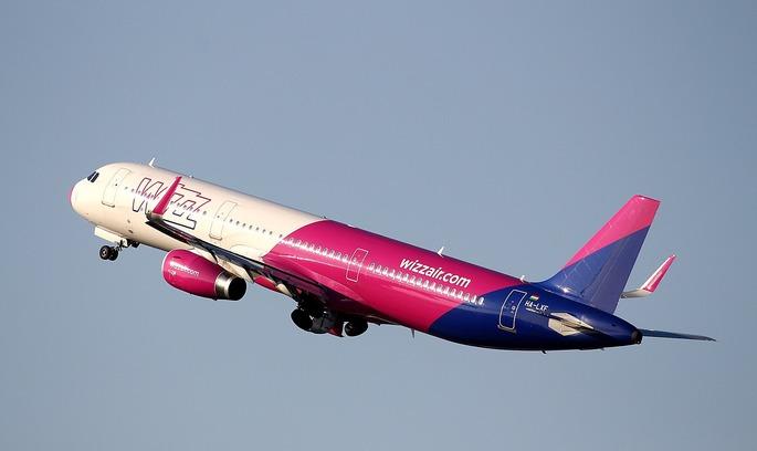 Wizz Аir запускає два нових рейси з Києва