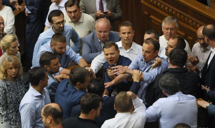 Шість політпартій отримають з держбюджету більше 100 млн грн у ІІІ кварталі