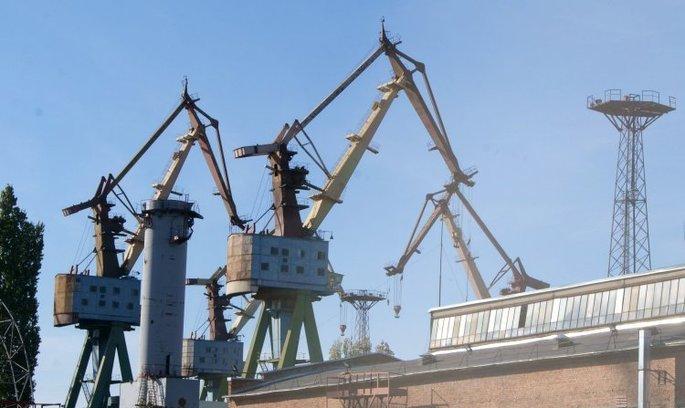 Суд заарештував майно та акції Чорноморського суднобудівного заводу