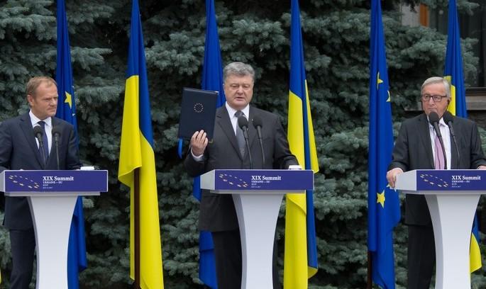 Криза розмовного жанру: що показав саміт Україна – ЄС