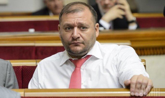Парламент дав згоду на притягнення до кримінальної відповідальності, затримання і арешт Добкіна