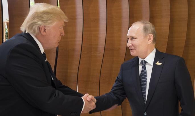 Трамп запросить Путіна в Білий дім, але зараз «незручний час» для цього