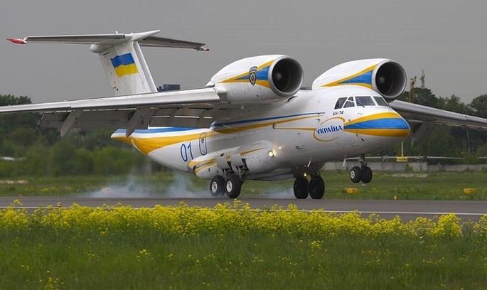 Казахстан купив український Ан-74 за 15 млн доларів