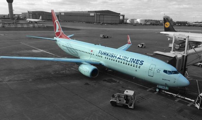 Turkish Airlines надаватимуть безкоштовну послугу для українських пасажирів
