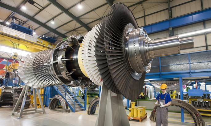 Siemens розглядає можливість припинити співпрацю із російськими компаніями