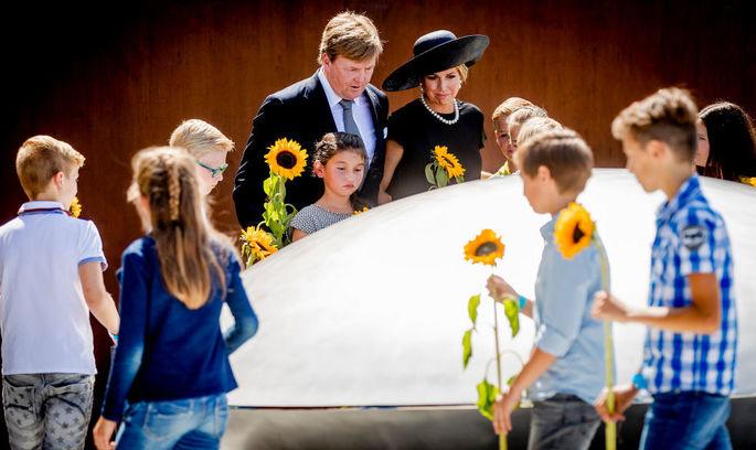 В Нідерландах відкрили меморіал у пам'ять про загиблих рейсу MH17