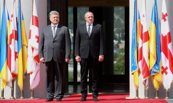 Прем'єр Грузії: ми готові надати українському бізнесу максимально комфортні умови
