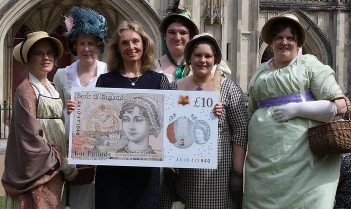 У Великобританії випустять нову банкноту