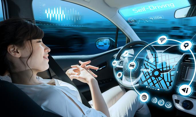 Провідні автовиробники світу та Softbank інвестують у безпеку самохідних авто