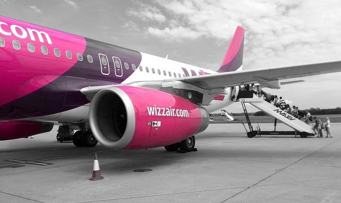 Wizz Air вводить нові правила перевезення ручної поклажі