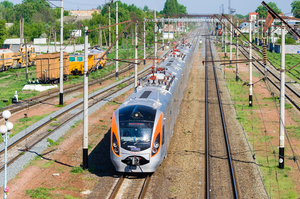 Чартерний потяг: як «Укрзалізниця» розвиває швидкісне сполучення