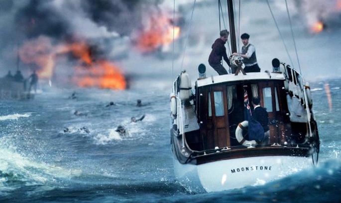 Премьеры недели: «Дюнкерк» и «Во всем виноват енот»