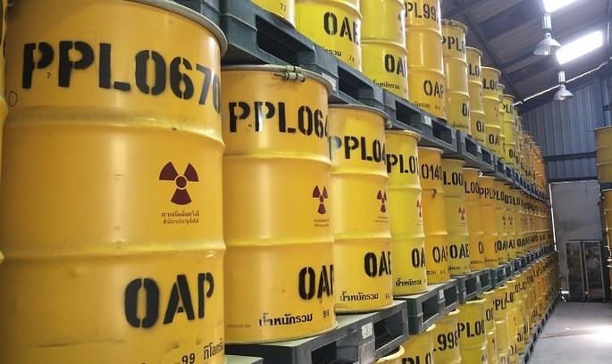 Британія погрожує повернути Євросоюзу тонни ядерних відходів