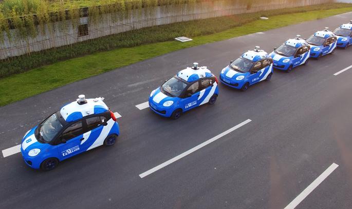 Microsoft і китайська Baidu разом працюватимуть над безпілотними автомобілями