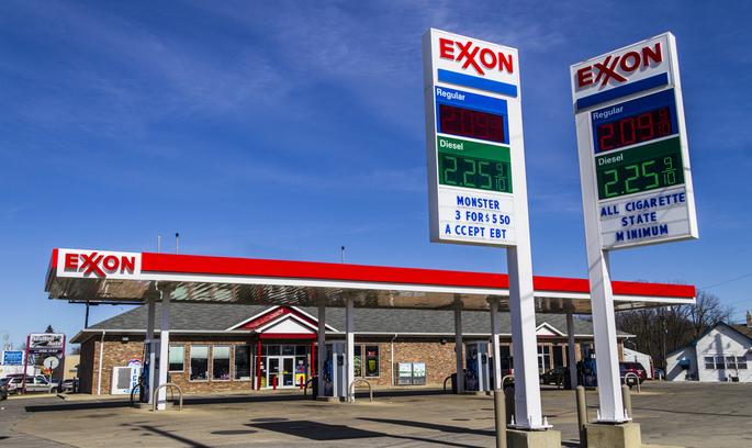 Мінфін США оштрафував Exxon Mobile на $2 млн за порушення санкцій проти Росії