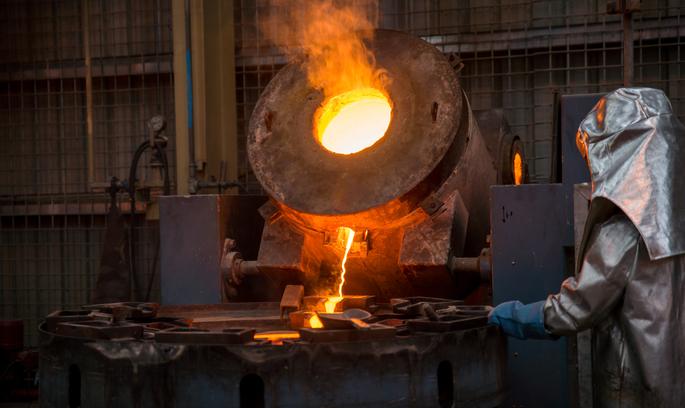 Україна вилетіла з топ-10 найбільших виробників сталі у червні