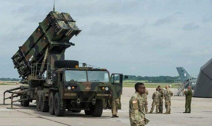 Грібаускайте просить США встановити в прибалтійському регіоні американський ракетно-зенітний комплекс