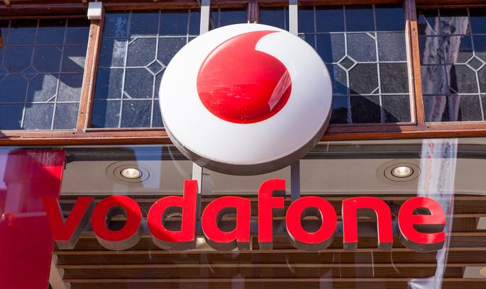 Прибутки Vodafone зросли на 2,2% за І квартал