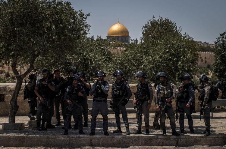 Палестина заморозила дипломатичні контакти з Ізраїлем через металодетектори перед храмом