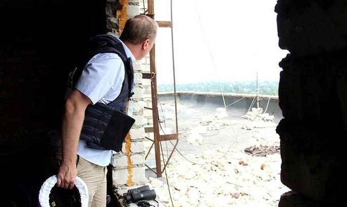 Спецпредставник США: На сході України – не заморожений конфлікт, а гаряча війна