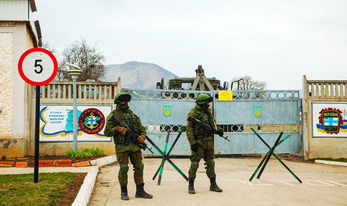 Reuters: чому Україна віддала Крим без бою