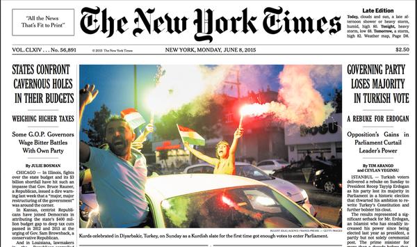 Як Трамп та Fox News наїхали на The New York Times, і хто тепер буде вибачатися
