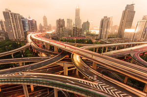 Китайська Skyway: найдовша у світі повітряна траса