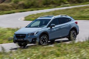 Більше самостійності: в Україні дебютував кросовер Subaru XV з інноваційною системою EyeSight