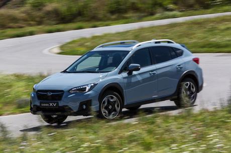Больше самостоятельности: в Украине дебютировал кроссовер Subaru XV с инновационной системой EyeSight