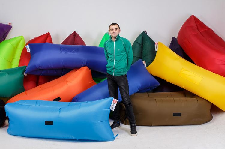 Бізнес-план для лежаків по-українськи