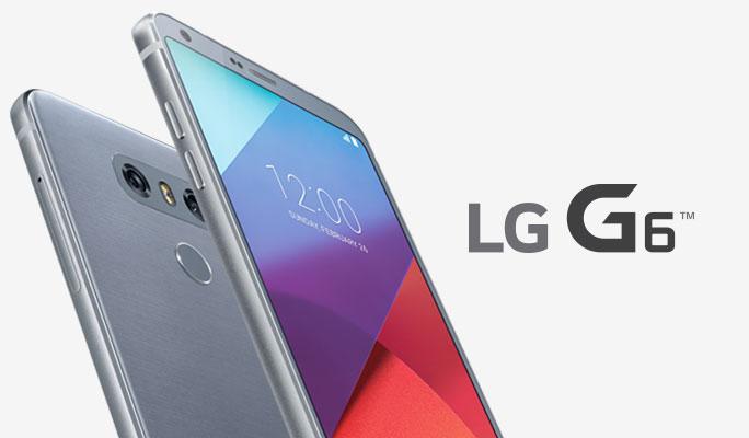 LG звітує, що новий смартфон G6 погано продається
