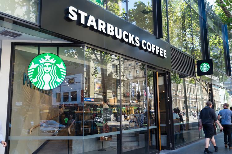 Starbucks стане одноосібним власником East China, яка керує закладами компанії в Китаї