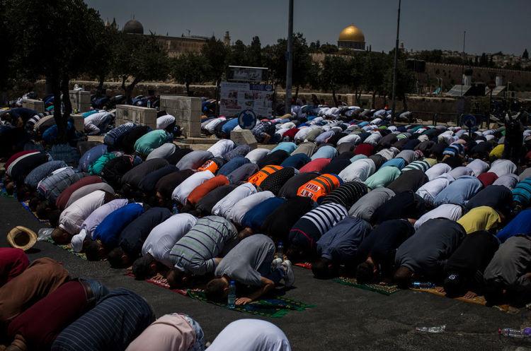 Ізраїль пішов на поступки: вхід до Храмової гори звільнили від металодетекторів