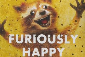 Корисне божевілля: навіщо читати книгу Дженні Ловсон «Несамовито щаслива: кумедна книжка про жахливі речі»