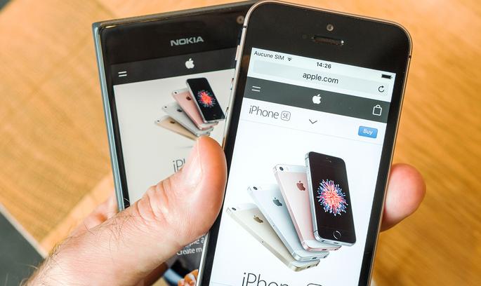 Apple заплатила Nokia $2 млрд, щоб залагодити судові суперечки