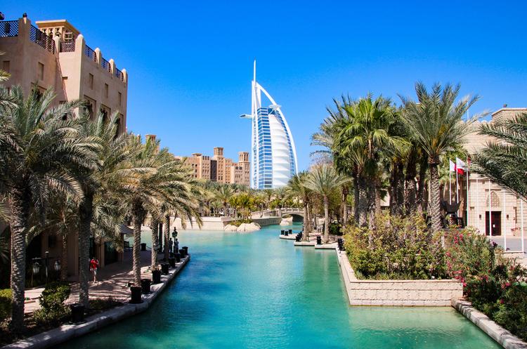 За І півріччя 2017 Дубай відвідало більше 8 млн осіб