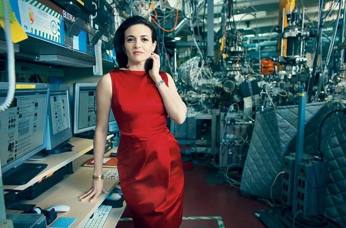 Гендиректор Facebook Шеріл Сандберг: Жінки заробляють менше за чоловіків, бо недооцінюють себе