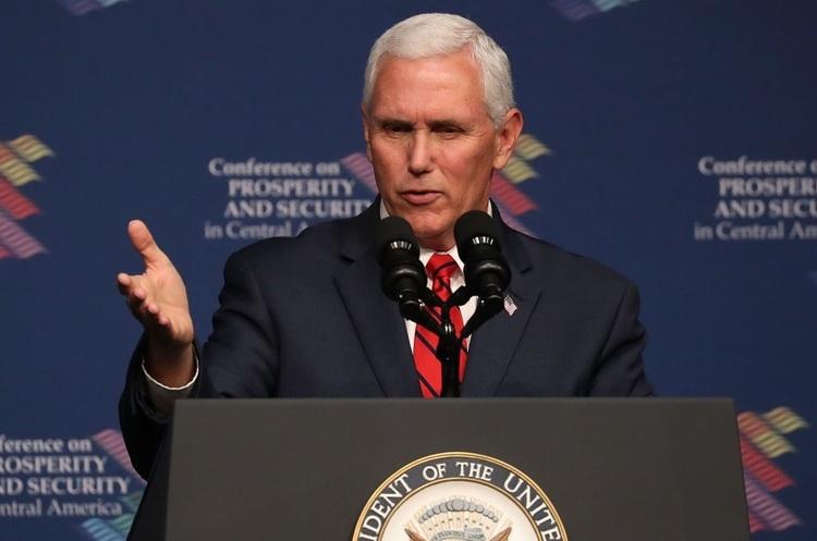 Віце-президент США – країнам Балтії: Загроза з боку Росії для вас більша, ніж для інших країн