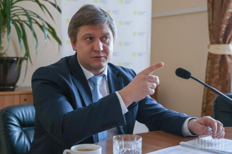 Генпрокуратура підозрює міністра Данилюка в ухилянні від сплати податків