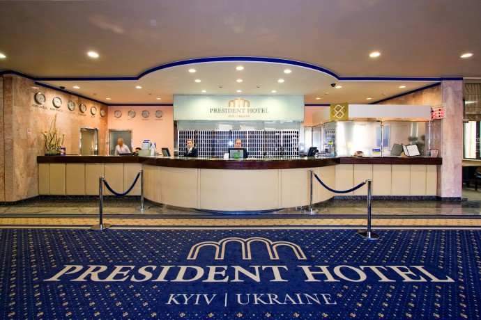 Аукціон з продажу Президент-готелю не відбувся через відсутність покупців