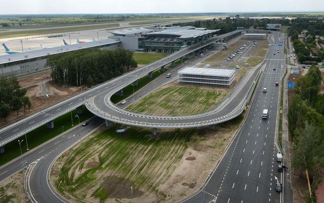 Многоуровневый долгострой: кто достроит паркинг в «Борисполе»