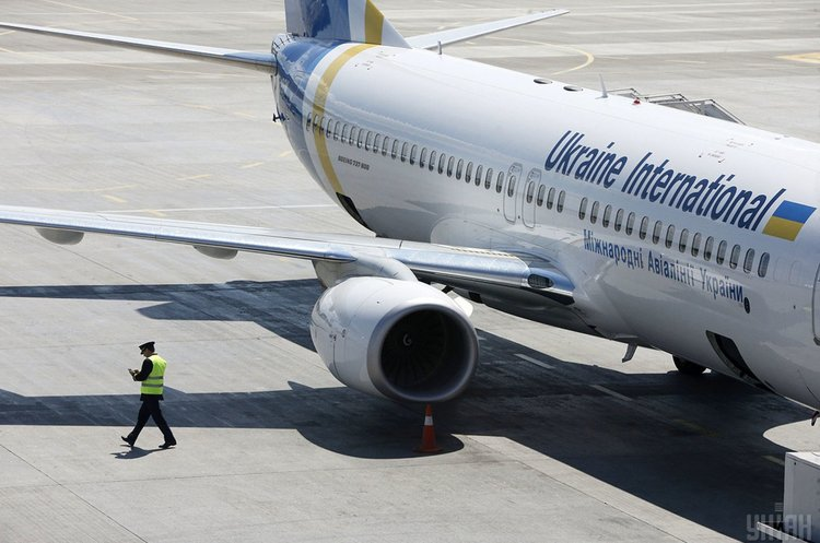 АМКУ звинувачує аеропорт «Бориспіль» в сумнівних знижках для МАУ