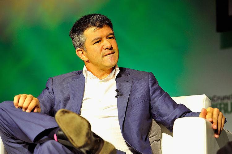 Каланік обіцяє повернутися в Uber так само, як Стів Джобс повернувся в Apple